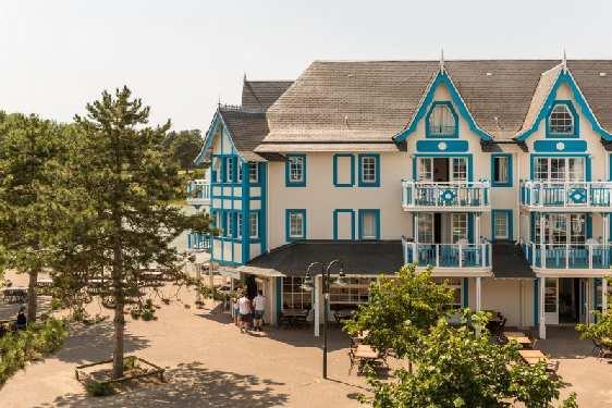 Village Pierre & Vacances Belle Dune : Vue générale