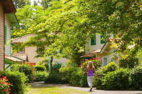 Village Pierre & Vacances Lacanau : Vue générale