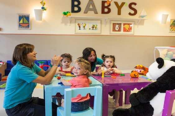 Village Pierre & Vacances Moliets : Espaces enfants