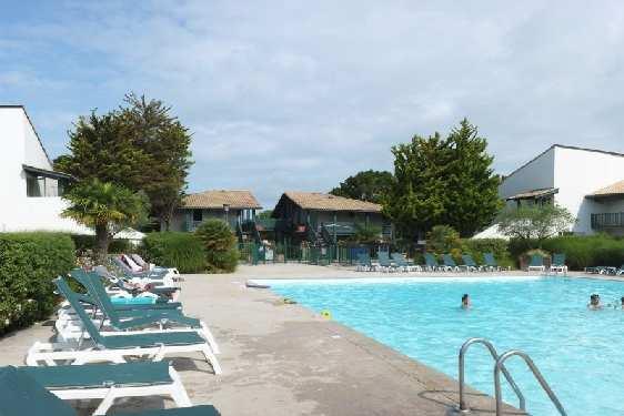 Village Pierre & Vacances Moliets : Piscine