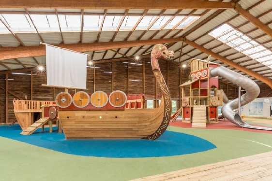 Village Pierre & Vacances Normandy Garden : Espaces enfants