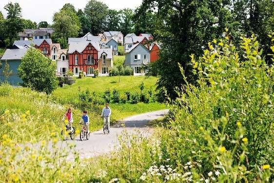 Village Pierre & Vacances Normandy Garden : Vue générale