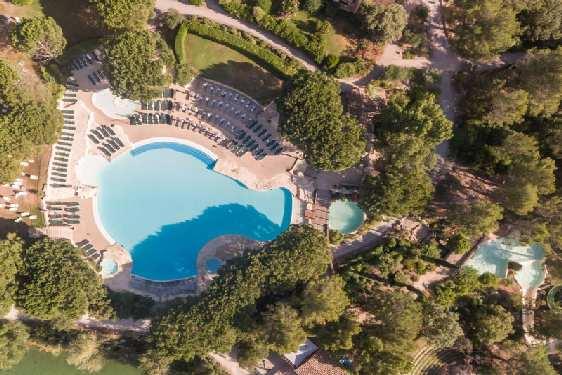 Village Pierre & Vacances Pont Royal en Provence : Vue générale
