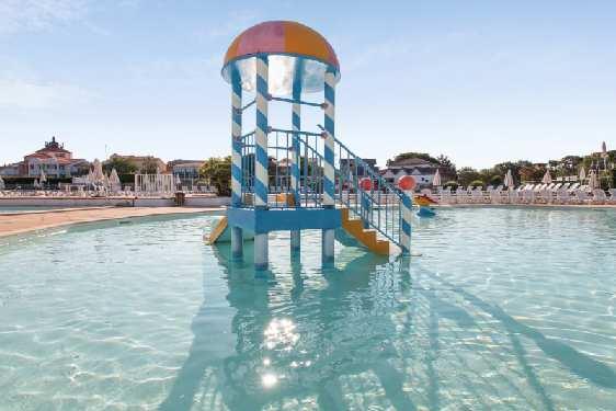 Village Pierre & Vacances Port-Bourgenay : Espaces enfants