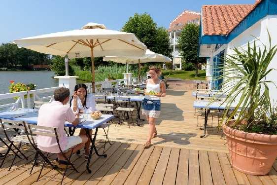 Village Pierre & Vacances Port-Bourgenay : Restauration