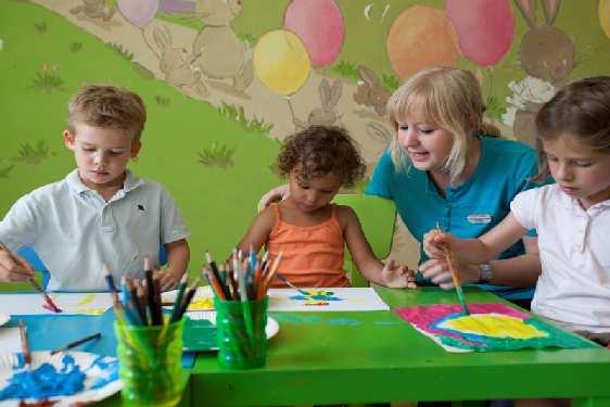 Village Pierre & Vacances Le Rouret : Espaces enfants