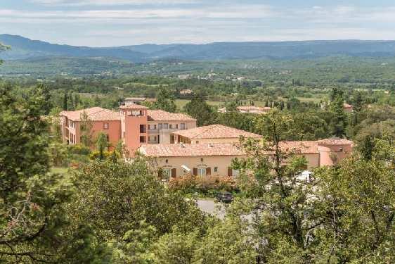 Village Pierre & Vacances Le Rouret : Vue générale