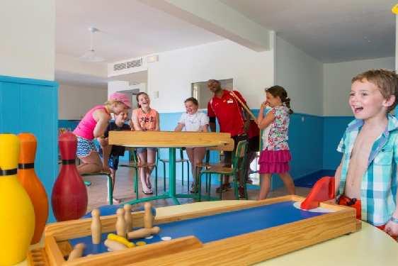Village Pierre & Vacances Sainte Anne : Espaces enfants