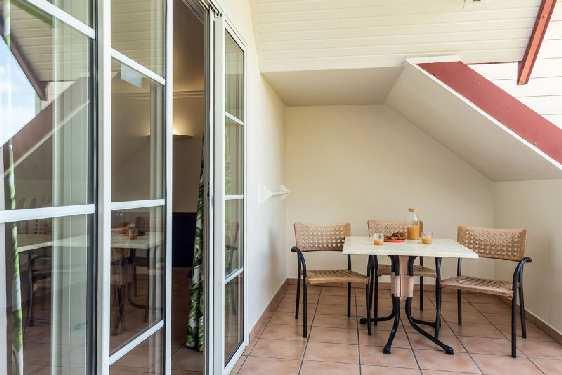 Village Pierre & Vacances Sainte-Luce : Chambres