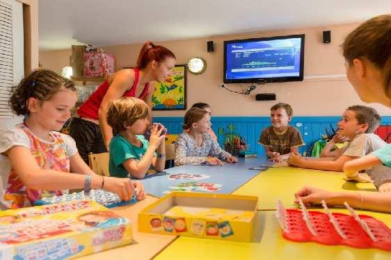 Village Pierre & Vacances Sainte-Luce : Espaces enfants