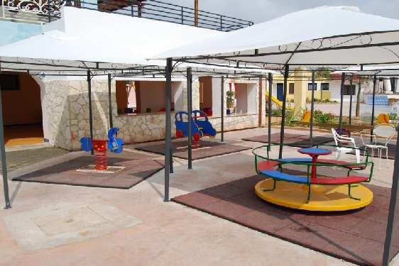 Village Pierre & Vacances Turchesi : Espaces enfants