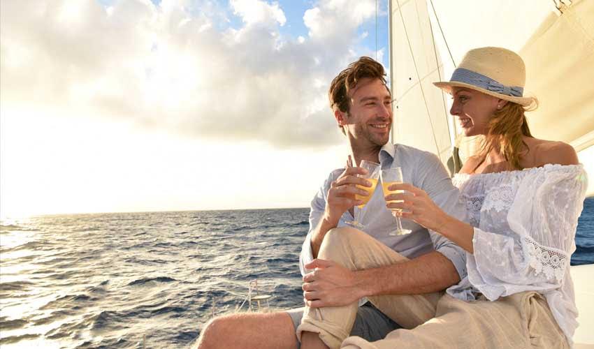Voyage de noce sur un voilier avec Promovacances