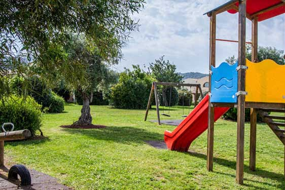 Kappa Club Baia del Porto : Espaces enfants