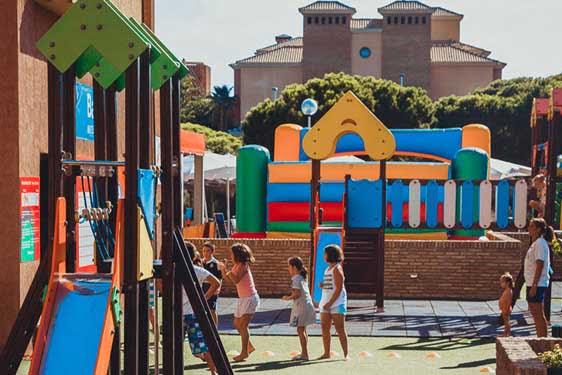Kappa Club Barcelo Andalucia : Espaces enfants