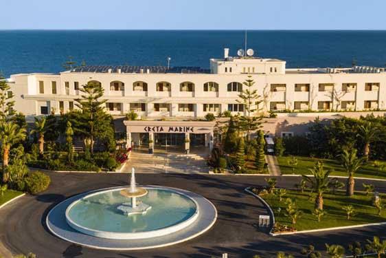 Kappa Club Creta Marine : Vue générale