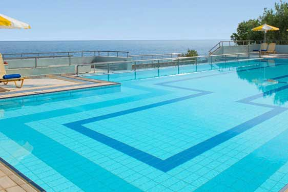 Kappa Club Creta Marine : Piscine