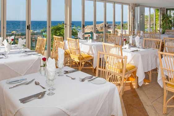 Kappa Club Creta Marine : Restauration