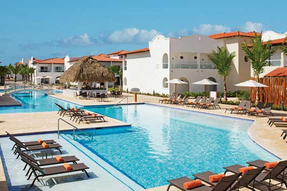 Kappa Club Dreams Dominicus La Romana : Piscine