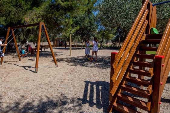 Kappa Club Negroponte : Espaces enfants