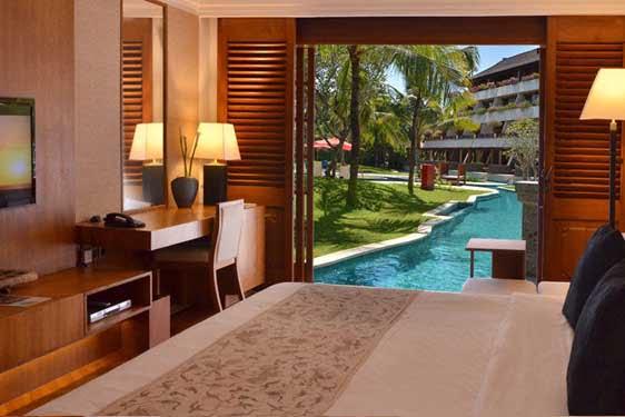 Kappa Club Nusa Dua Bali : Chambres