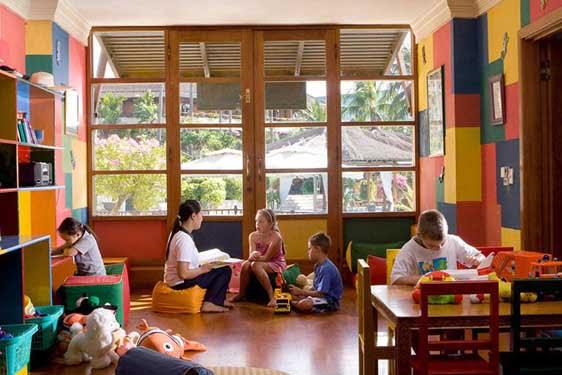 Kappa Club Nusa Dua Bali : Espaces enfants