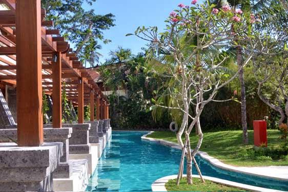 Kappa Club Nusa Dua Bali : Infrastructures