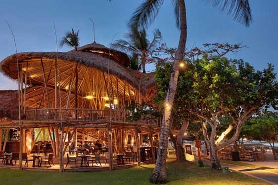 Kappa Club Nusa Dua Bali : Restauration