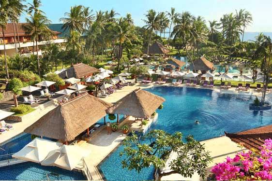 Kappa Club Nusa Dua Bali : Vue générale