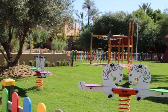 Kappa Club Iberostar Palmeraie Marrakech : Espaces enfants