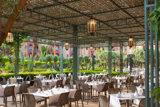 Kappa Club Iberostar Palmeraie Marrakech : Restauration