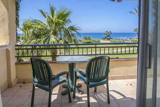 Kappa Club Playa Granada : Chambres