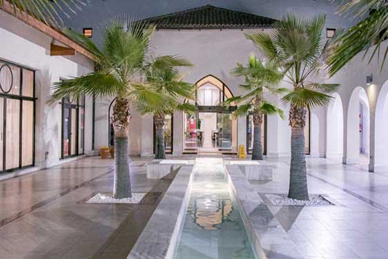 Kappa Club Playa Granada : Infrastructures