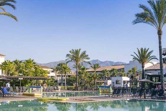 Kappa Club Playa Granada : Piscine
