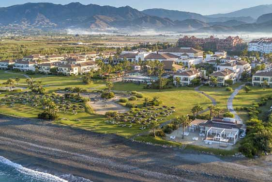 Kappa Club Playa Granada : Vue générale
