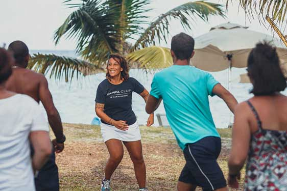 Kappa Club Solana Beach Mauritius : Animations