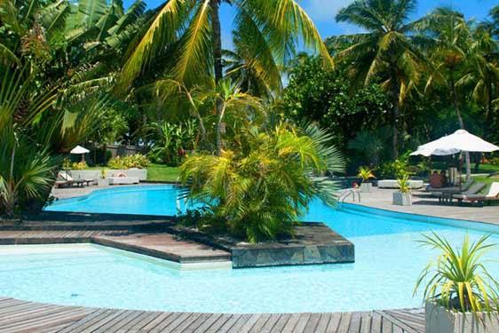 Kappa Club Solana Beach Mauritius : Piscine