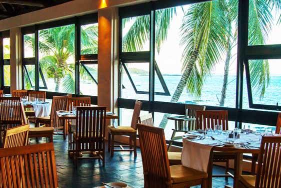 Kappa Club Solana Beach Mauritius : Restauration