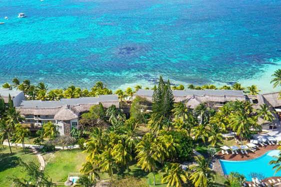 Kappa Club Solana Beach Mauritius : Vue générale