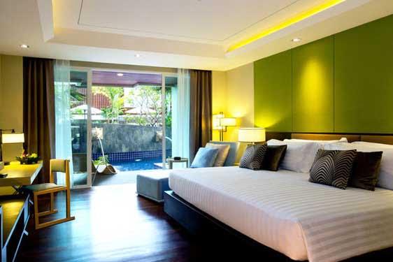 Kappa Club Thai Beach : Chambres
