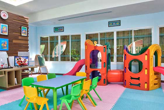 Kappa Club Thai Beach : Espaces enfants