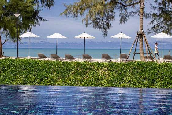 Kappa Club Thai Beach : Piscine