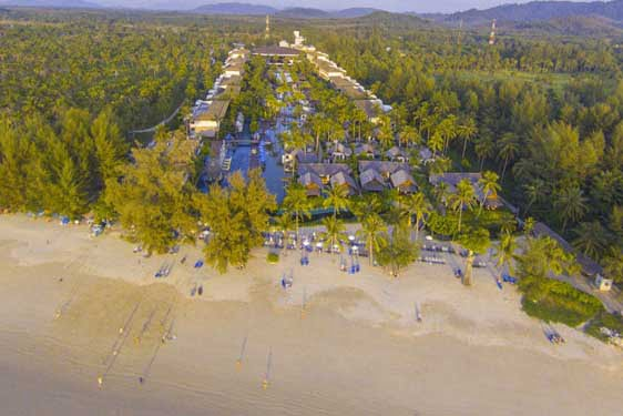 Kappa Club Thai Beach : Aux alentours