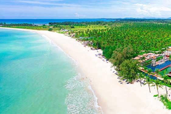 Kappa Club Thai Beach : Vue générale