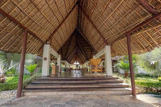 Kappa Club Zanzibar : Infrastructures