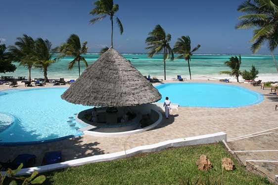 Kappa Club Zanzibar : Piscine