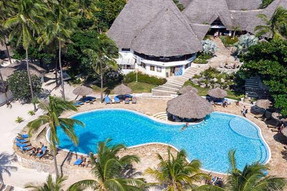 Kappa Club Zanzibar : Vue générale