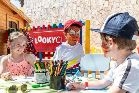 Club Lookéa Alua Village : Espaces enfants
