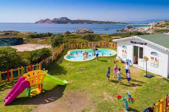 Club Lookéa Cala Blu : Espaces enfants