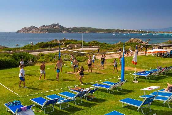 Club Lookéa Cala Blu : Animations