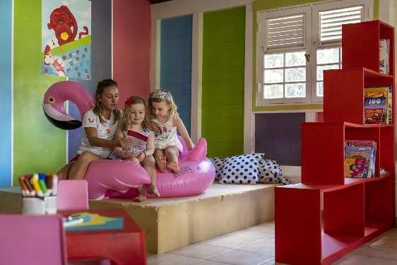 Club Lookéa Carayou : Espaces enfants